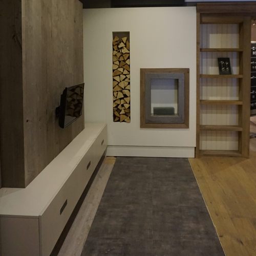 Showroom Meijvogel Hout