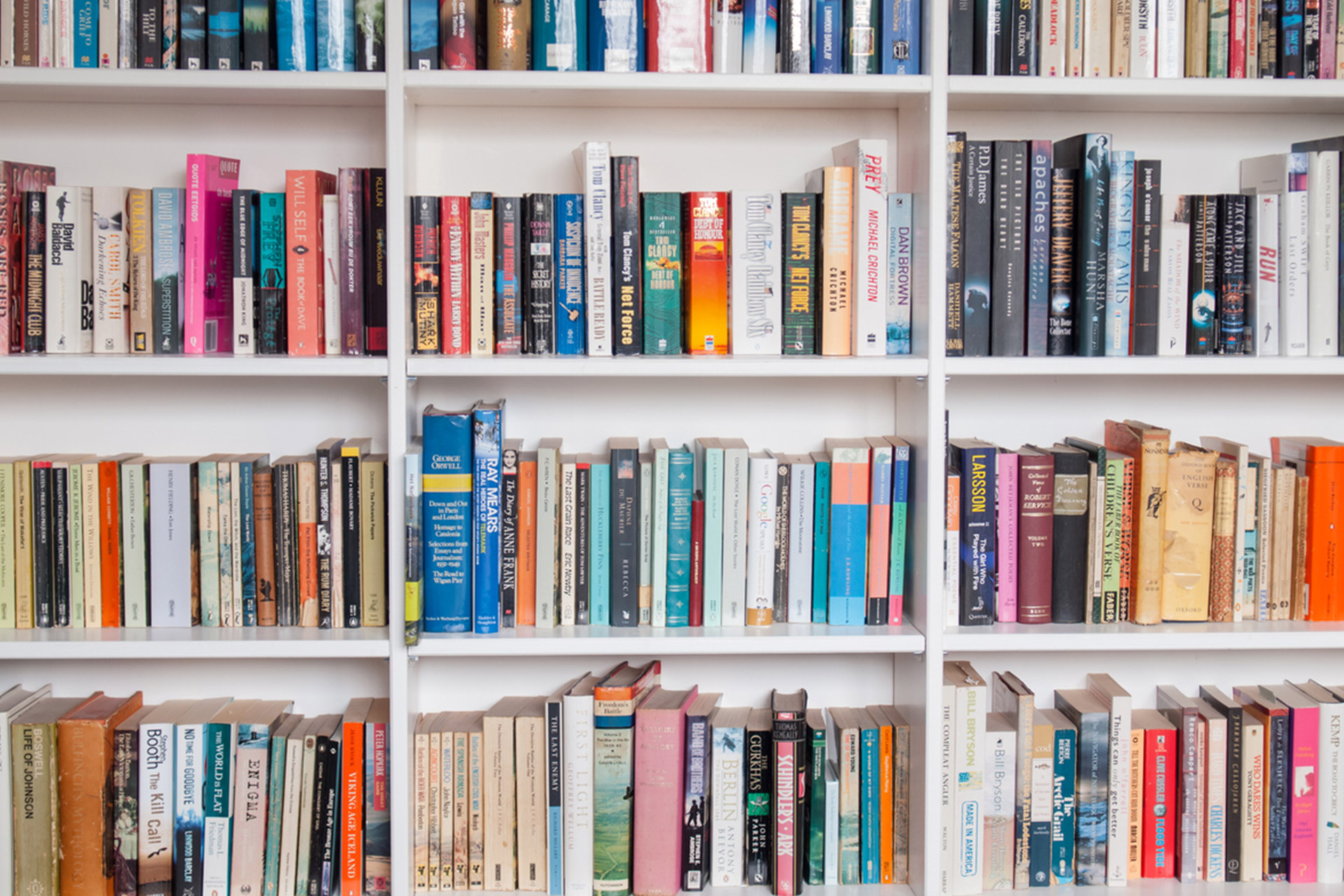 Trend: Boekenkast In Uw Interieur