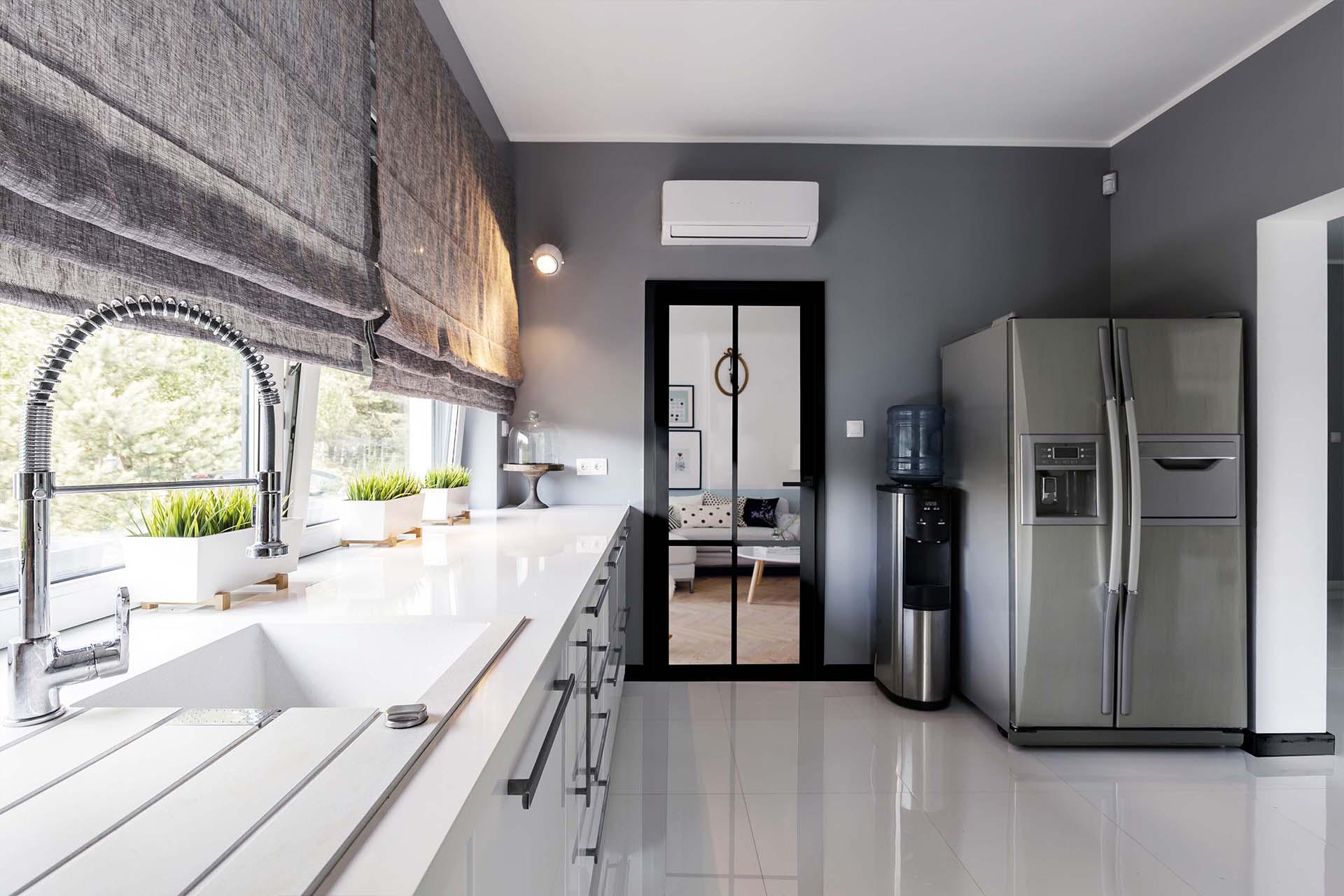 Industriële binnendeuren strak en minimalistisch design