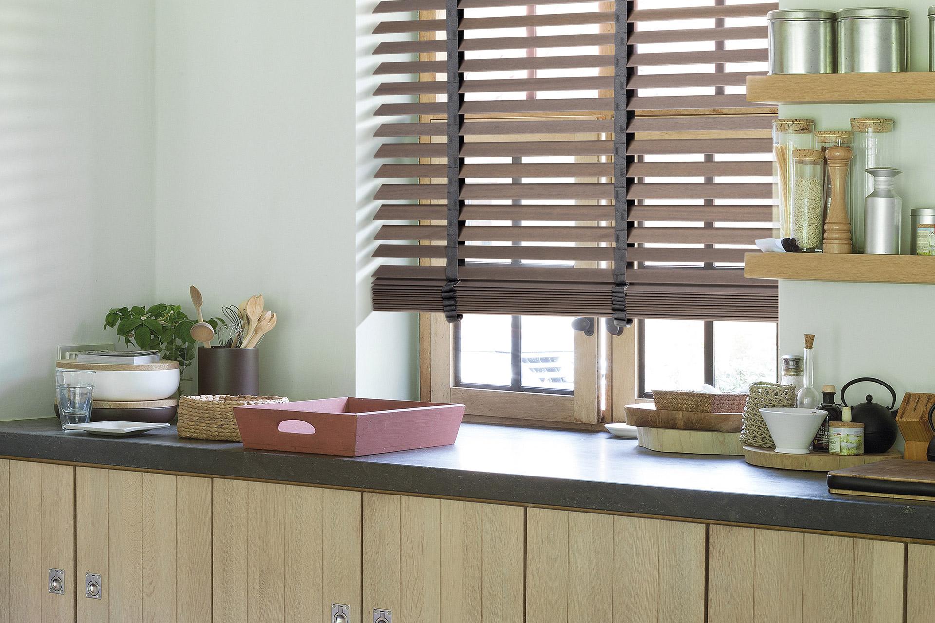 Raamdecoratie In De Keuken