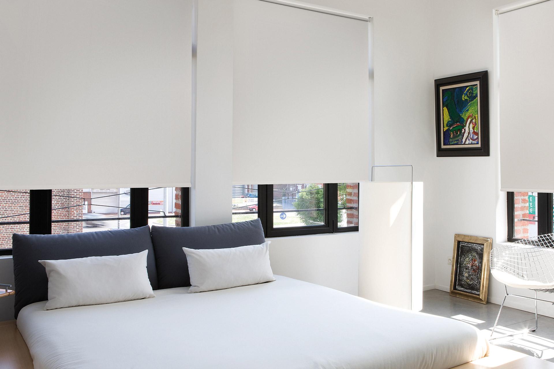 Raamdecoratie In Uw Slaapkamer